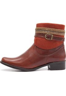Bota Elite Country Blum Tabaco