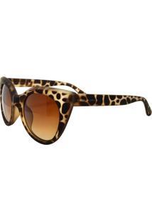 Óculos De Sol Mackage A1632 Animal Print