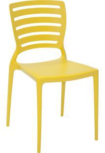 Cadeira Tramontina Sofia 92237/000 Amarelo Se
