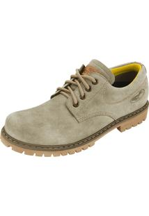 Sapato Beeton Walker401C Verde
