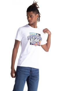 Camiseta Levis Set In Neck 2 - 30353 Branco