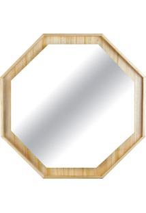 Espelho Nice Octavado 75Cm Habitat Iummi