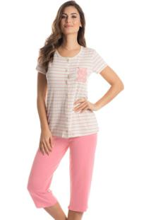 Pijama Stripe Pescador