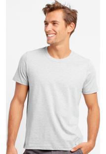 Camiseta Kohmar Básica - Masculino-Mescla