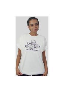 Camiseta Quimera Polpa Off White