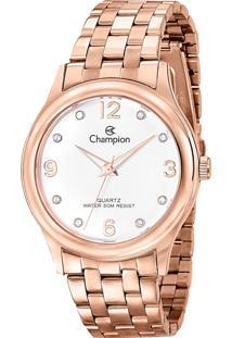 Relógio Champion Feminino Cn28991Z
