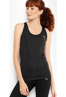 Regata Puma Essential Layer Feminina - Feminino