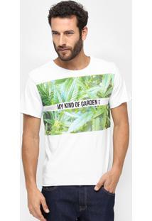 Camiseta Sérgio K. My Kind Of Garden - Masculino