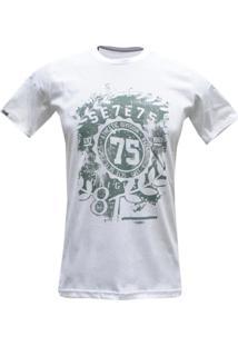 Camiseta 775 Maior Branca