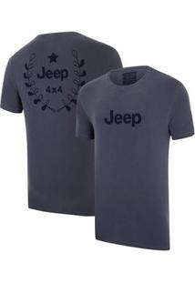 Camiseta Jeep Prize Estonada Masculina - Masculino
