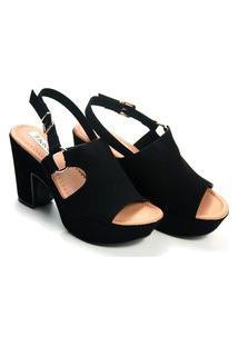 Sandalia Bebece Meia Pata Open Boot - T5121-483