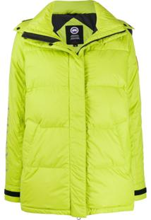 Canada Goose Approach Padded Jacket - Verde