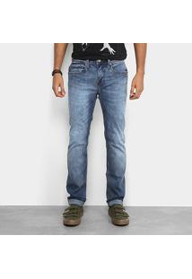 Calça Jeans Reta Colcci Alex Masculina - Masculino