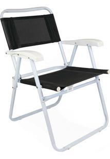 Cadeira Master - Unissex-Preto