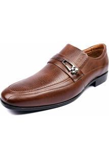 Sapato Social Shoes Grand Couro Legitimo Siena Masculino - Masculino