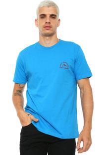 Camiseta Rusty Hightimes Azul