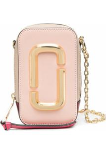 Marc Jacobs Bolsa The Hot Shot - Rosa