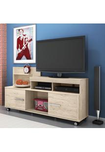 Rack Para Tv Gaspar Até 32 Polegadas 387022 Rústico - Madetec
