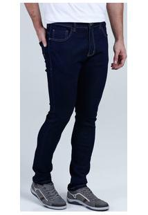 Calça Masculina Jeans Slim Mix Jeans