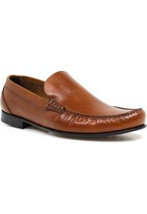 Sapato Zariff Shoes Loafer Couro