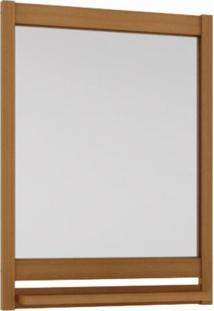 Espelheira Em Madeira Aquiles Mão E Formão Stain Jatobá