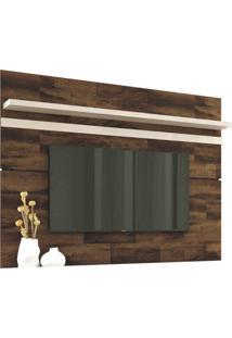 Painel Hb Móveis Para Tv Até 70 Polegadas Venezza Deck/Off White