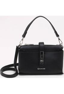 Bolsa Shoulder Bag Preta