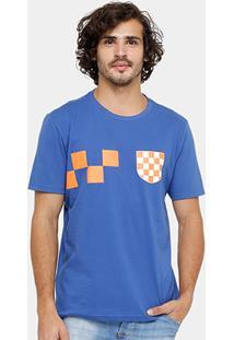 Camiseta Burn Croácia Masculina - Masculino