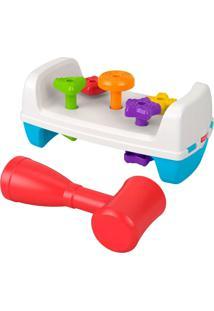 Brinquedo Educativo - Banquinho De Atividade - Fisher-Price - Tricae