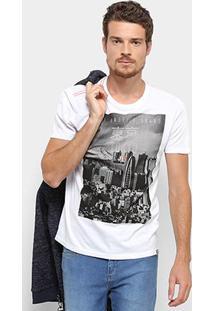 Camiseta Jab Estampada Tokyo City Masculina - Masculino