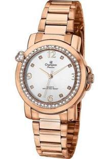 Relógio Champion Feminino Passion - Feminino-Rosê