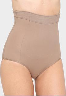 Calcinha Modeladora Lupo Slim - Feminino-Bege