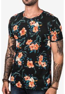 Camiseta Tropical Hibiscus 103173