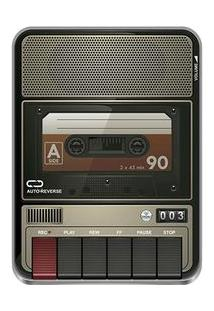 Porta Chaves Gravador Anos 80S Vintage