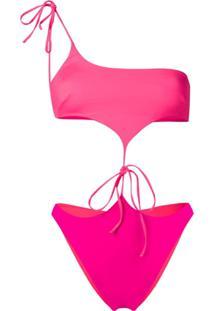 Sian Swimwear Maiô Naina - Rosa
