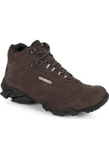 Bota Adventure Masculina Bull Terrier Attack High - Castanho