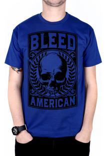 Camiseta Bleed American Caeser Royal