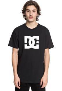Camiseta Dc Basic Star Dark Grey Masculina - Masculino
