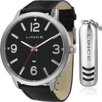 e3d857a7b Kit Relógio Lince Masculino Mrc4540Lkv78P2Px