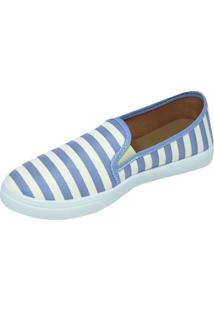 Slip On Trend Zapattus Azul - Kanui