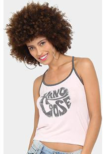 Regata Hang Loose Candy Feminina - Feminino