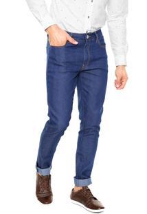 Calça Jeans Cavalera Comfort Azul