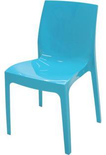 Cadeira Alice Polipropileno Cor Azul - 18749 - Sun House