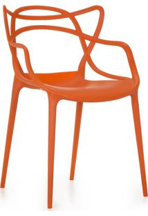 Cadeira Byartdesign Mix Laranja - Laranja - Dafiti