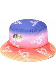 Fiorucci Chapéu Bucket - Roxo