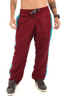 Calça Dhg Company Clothing Wine Blue