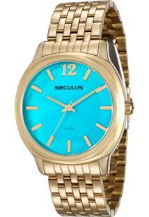Relógio Seculus Feminino 20515Lpsvds1