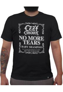No More Tears - Camiseta Clássica Masculina