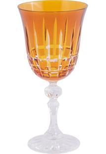 Taça De Cristal Lodz Para Água De 220 Ml Radom