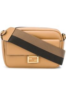 Fendi Mini Camera Case Bag - Neutro